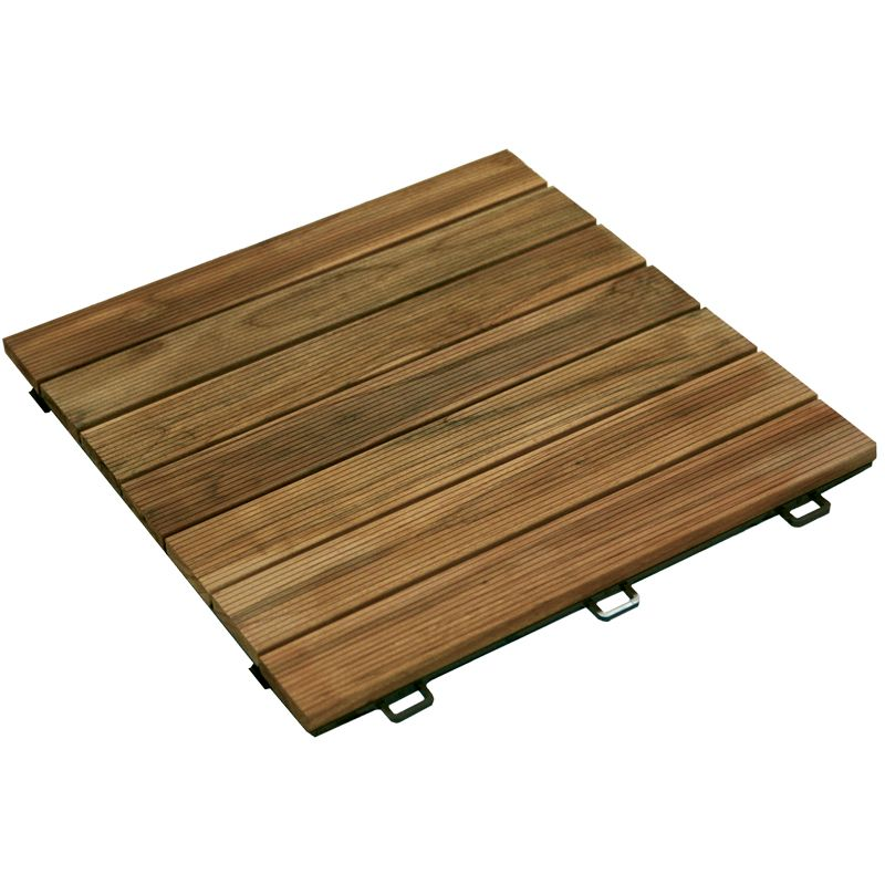 Pavimentazione in legno per esterni listoplate teak - Ikea mattonelle esterno ...