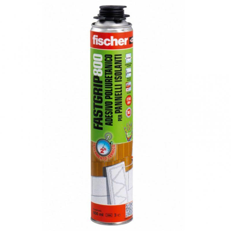 Adesivo poliuretanico fischer fastgrip800 per cappotto e for Fischer per cartongesso