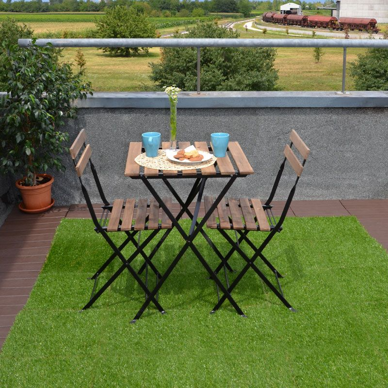 Mattonella modulare con erba sintetica – Greenplate | Pontarolo ...