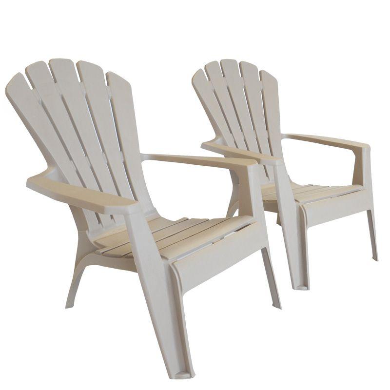 Sedia in stile americano King Adirondack | Pontarolo ...