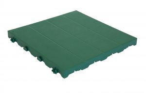Piastrella 40x40 - Pavimentazione colorata in plastica piena