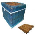 Bancale pavimentazione in legno per esterno - Listoplate