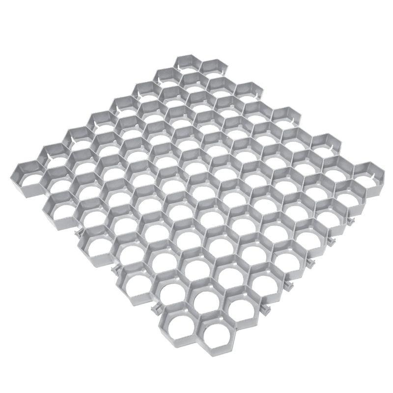 Piastre In Plastica Per Giardino.Grigliato Stabilizzante Per Ghiaia Pratex Pontarolo Engineering